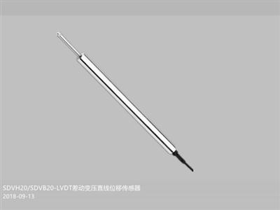 LVDT-SDVH20/SDVB20系列回弹式位移传感器