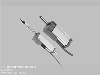 KTR系列-回弹式直线位移传感器